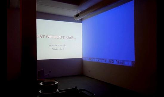 Eat without fear - Salon Mondial, Basel. Dec 2015